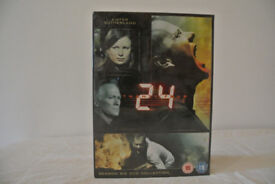 New 24 Twenty Four Season 6 DVD Collection Box Set Kiefer Sutherland (GB)