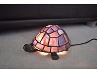 Turtle Tiffany Table Lamp