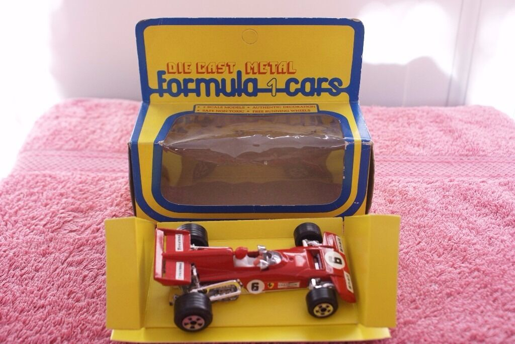 Die Cast Metal Formula One Carin Pilgrims Hatch, EssexGumtree - Die Cast Metal Formula One Car Boxed in good condition never been played with. Phone 01277 219869 Home Collection Only