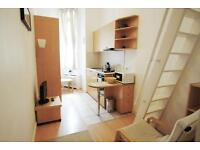 -An amazing spacious studio, 2 min from Earl's Court Station