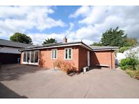 A beautiful and unique three bed two bath detached bungalow with gated access in N12