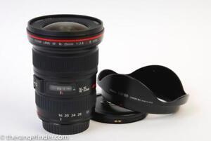 Canon EF 16-35mm f2.8 L USM Zoom Lens MINT