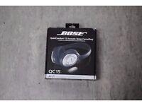 Bose QC15 QuietComfort 15 Acoustic Noise Cancelling Headphones £210