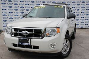 2012 Ford Escape XLT FWD Leather Sync Hitch