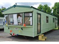 4 bed fasmily caravan 10 berth