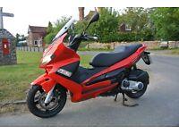 2008 Gilera Nexus 300
