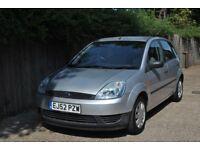 Fiesta 1.25 - Petrrol - Manual - Lots of history, majority main agent - Drives well -