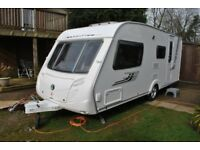 2009 SWIFT CHALLENGER 530 WITH AWNING, MOTOR MOOVER AND VARIOUS EQUIPMENT