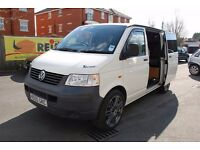 VW Camper - Transporter T5, only 64k miles on the clock - very low for a Campervan!