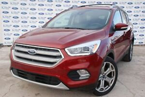 2017 Ford Escape Titanium*0% FINANCING UP TO 72MONTHS*Ford Exec