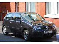 2003 VW Polo 1.2 MOT August 2017