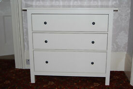 SOLD - Chest of Drawers - Ikea Hemnes