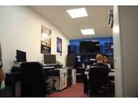 Studio 92 / Creative Office Space / Hackney / East London / E8 / Hackney Downs Studios