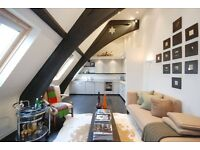 **St Johns Wood** 1 bedoom CHURCH conversion CHARACTER FEATURES and MODERN FIXTURES and FITTINGS