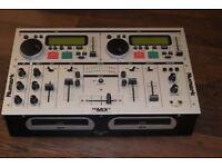 Numark CD MIX2 profesional cd mixing console