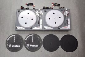 Pair of Vestax PDX-a1S Decks £800