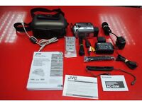 JVC Everio GZ-MG21ah 20GB HD Camcorder £100