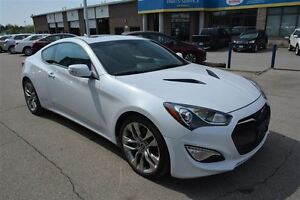 2016 Hyundai Genesis Coupe GT/LEATHER/NAVIGATION/MOONROOF/BACKUP