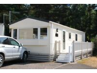 Abi Trieste mobile home, on site at BH24 2RZ , Dorset