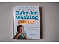 Baby Led Weaning cookbook + info