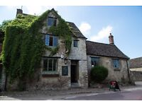 Sous Chef & CDP Beautiful Country Dining Pub 2 miles Oxford City Centre, Live in available