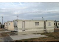 Mobile home, static caravan to rent long term in Leysdown, Isle of Sheppey, Kent. £450pcm.