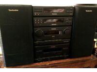 Technics Stereo/Speaker System