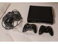Xbox 360 elite with 22 games bundle