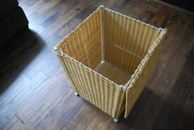 Wicker Basket for Clothing - in Perfect Condition