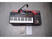 Akai Miniak Synthesizer £300