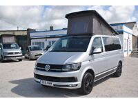 2016 Volkswagen VW Transporter T6 Highline Camper Campervan Brand New Conversion