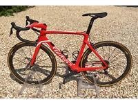 Wilier Triestina racing bike 2017