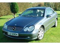 2003 Mercedes Benz CLK 320 Elegance for sale