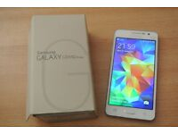 SAMSUNG GALAXY GRAND PRIME (SINGLE SIM) AS BRAND NEW WITH BOX & FULL ACCESSORIES