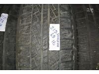 PIRELLI SCORPION 215 65 16 GRADE A PART WORN 215/65/16 £40 FITTED