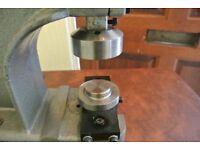 Industrial Heavy Duty (Curtain)Eyelet / Press Stud Machine