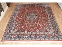 Hand knotted Persian carpet 300cm X 250cm origin from Iran, Brand new and High quality rug