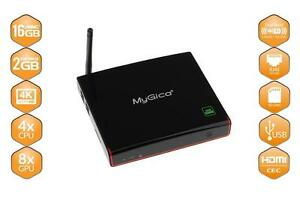 Android box / MyGica 1800e / Ultra HD 4K IPTV