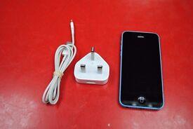 Apple iPhone 5C in Blue 16GB on EE £100