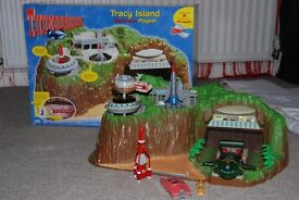 TRACY ISLAND WITH ELECTRONIC SOUNDS