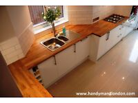 KITCHEN, BATHROOM FITTER, GENERAL REFURBISHMENT. WE COVER ALL LONDON AREA