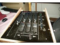 Dj mixer Vestax PMC 17A professional mixing controller £80