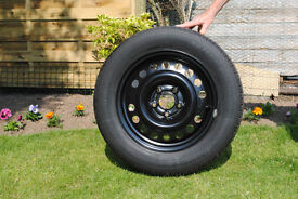 Steel Wheel to fit Vauxhall Vectra