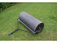 Garden Roller for a ride on mower