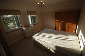Sutton, near Railway. Double and Large - Single Room Available.