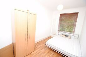 A fully furnished double bedroom for one person - All bills included.