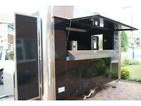 VGC Wilkinson Travelchef 3655 Catering Trailer 12 ft, spacious, fully equipped and ready to go