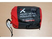 OEX Micro Weave Mosquito Net (Single) - two available