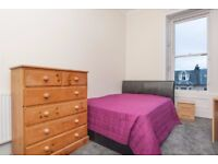 DOUBLE BEDROOMS for FLAT SHARE within 9 bed HMO flat with TV & WiFi, available NOW!