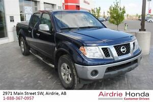 2011 Nissan Frontier SV *Clean Carproof, Local Trade-In*